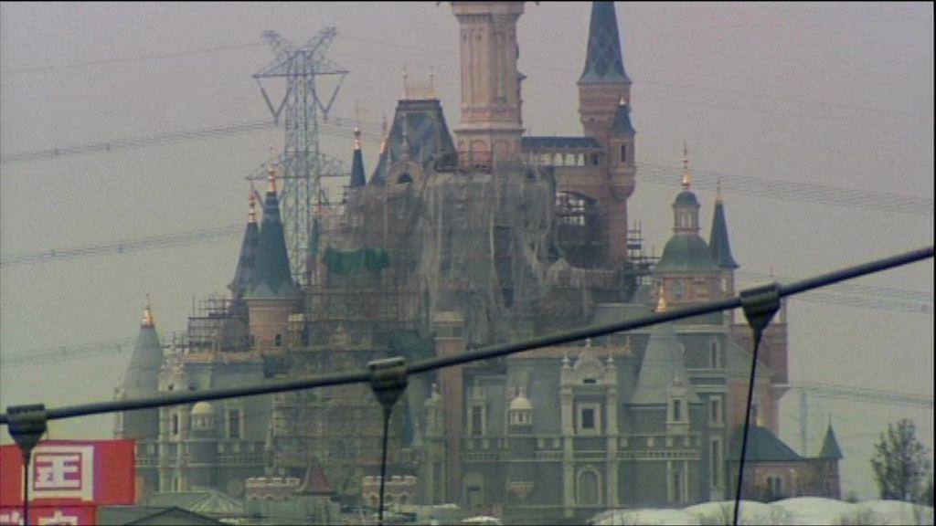 上海迪士尼即将开幕六月单日门票售罄- now 新闻