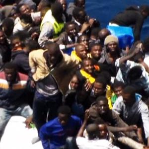 歐洲難民潮